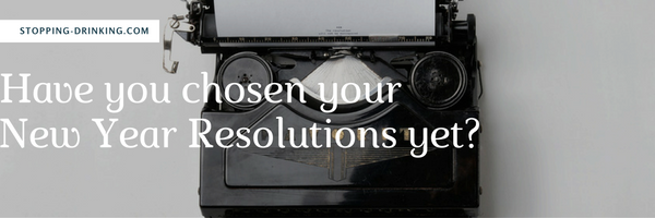 What Are Your New Year Resolutions Going to be?